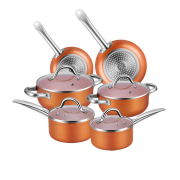 Non-stick Cookware Set(6pcs) REDMOND CS003