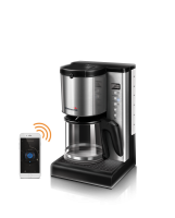 Kaffebryggare REDMOND SkyCoffee M1509S-E controlled from smartphone