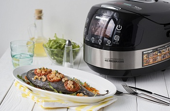 REDMOND Multicookers - appliances, expanding the boundaries of cooking opportunities!