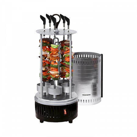 Vertical barbecue grill REDMOND RBQ-0252-E