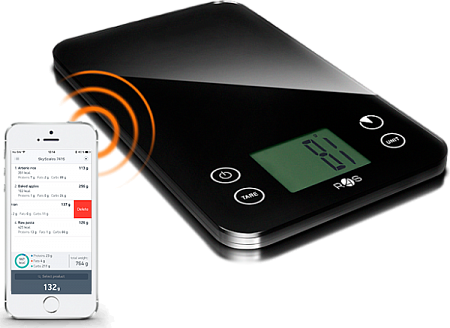 Smart kitchen scales REDMOND SkyScales 741S-E